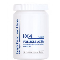 HAIRFAX FOLLICLE ACTIV SUPLEMENT Cynk i Biotyna