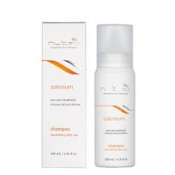 NUBEA SOLENIUM odżywczy szampon chroniący przed słońcem