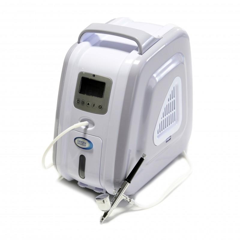 Topnotch Oxygen hair medica - koncentrator tlenu do infuzji tlenowej UI78