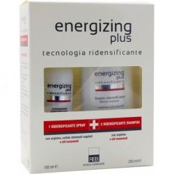 RebItalia Energizing Plus - zestaw stymulujący porost włosów
